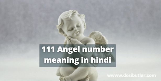 111 angel number meaning in hindi